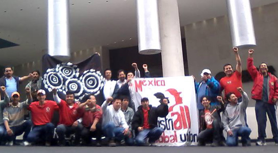 In Mexico, independent glassworkers' union fights for members