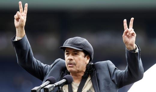 Carlos Santana slams Georgia's anti-immigrant law