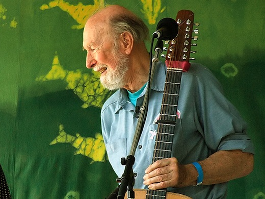 Pete Seeger and the revolutionary power of song