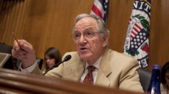 Communications workers, Sen. Harkin lead fight for filibuster reform