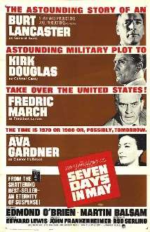 """""""Seven Days in May"""": A movie you might have missed"""