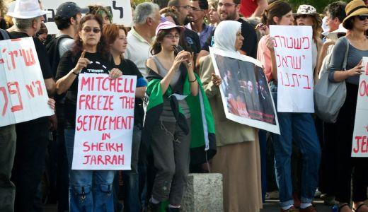 Israeli peace movement surges in Sheikh Jarrah