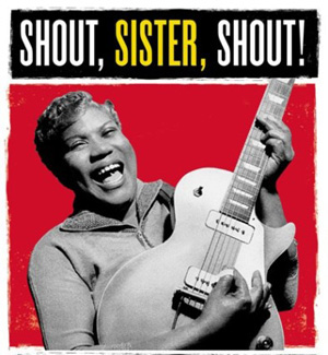 Today in women's history: Singer Rosetta Tharpe was born