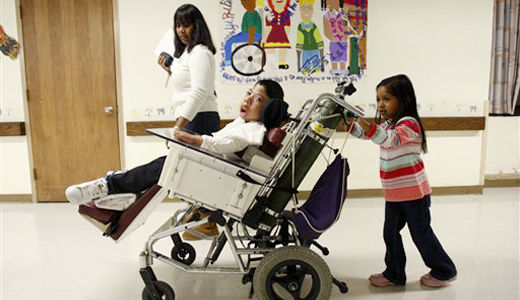 Sick children to get health care