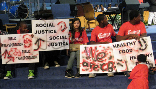 Reclaim democracy, protect the vulnerable says faith community
