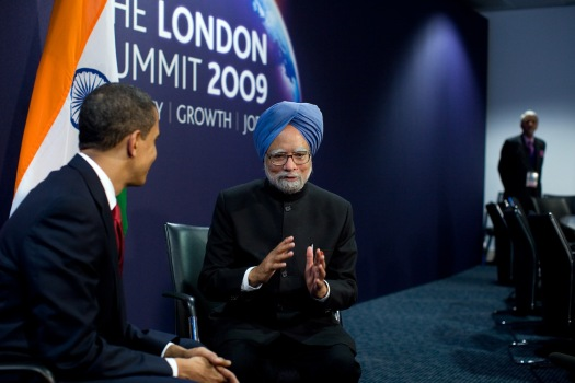New chapter in U.S.-India relations