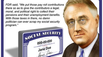 Social Security on the line
