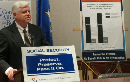 """Connecticut to Congress: """"Keep the promise on Social Security"""""""