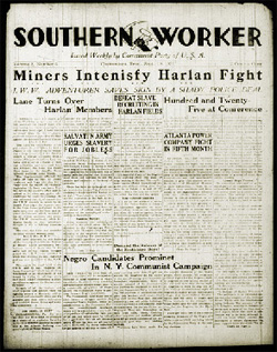 Groundbreaking Southern Worker now available online