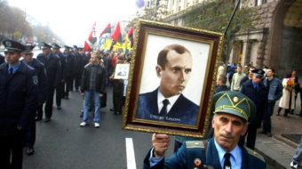 Western leaders belittle legitimate Russian concerns about fascism