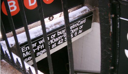 Class war in New York transit