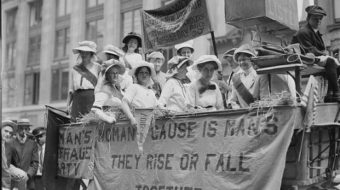 Women's Equality Day celebrates hard-won right to vote