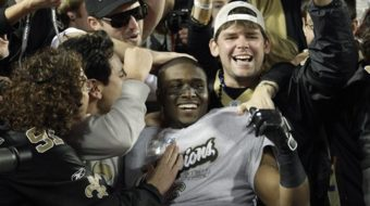 Saints win seen as symbol of hope for New Orleans