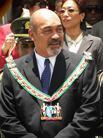 Lawmakers grant Suriname president immunity for murders