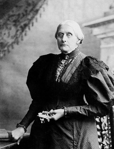 Today in women's history: Suffragist Susan B. Anthony died