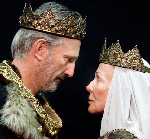 """The Lion in Winter"" delivers royal drama with rip-roaring wit"