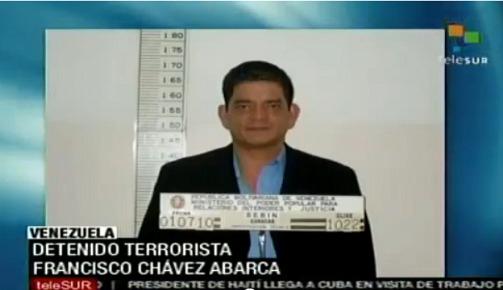 Venezuela extradites Salvadoran terrorist to Cuba