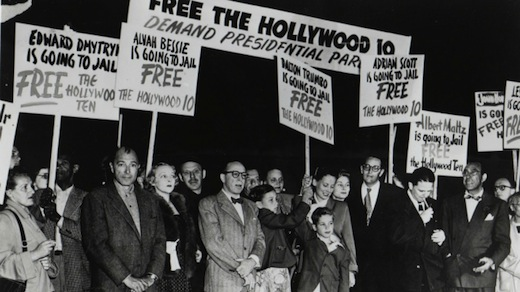 Ayn Rand, U.S. government, and censoring of Hollywood dissent