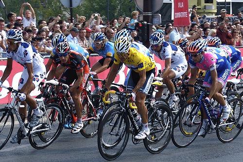 Tour de France thrills!