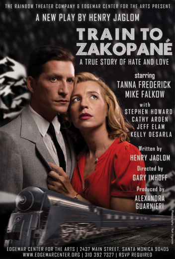 """Train to Zakopané"" is a hard hitting play about bigotry"