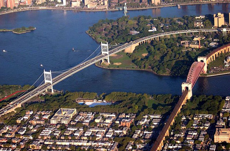 Today in labor history: New York's Triborough Bridge opens
