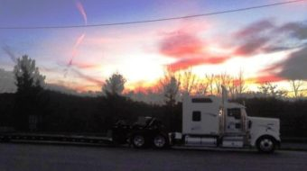 Truckers find their voice on Twitter