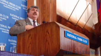 Political courage to create jobs is lacking, AFL-CIO's Trumka charges