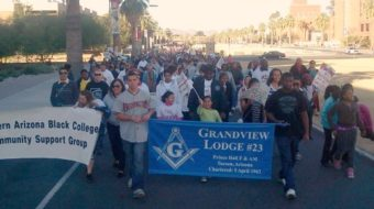 Tucson honors MLK, shooting victims in Walk for Peace