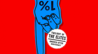 "Chris Hayes' ""Twilight of the Elites"" explodes meritocracy myth"