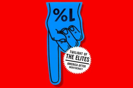 """Chris Hayes' """"Twilight of the Elites"""" explodes meritocracy myth"""