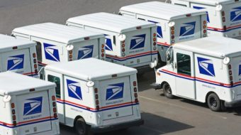 Next time use U.S. Postal Service