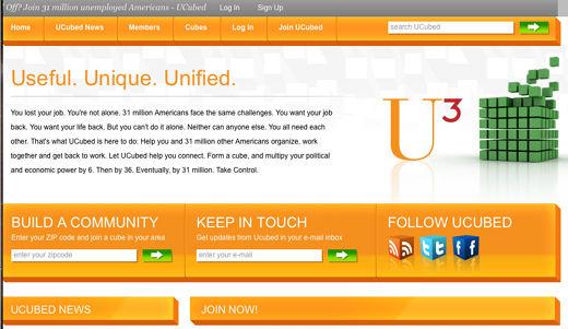 Machinists union creates website to organize nation's unemployed