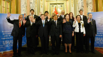 Latin American alliance confronts economic crisis