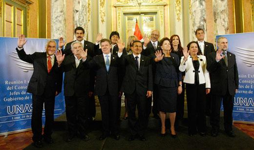 Latin American alliance confronts economic crisis