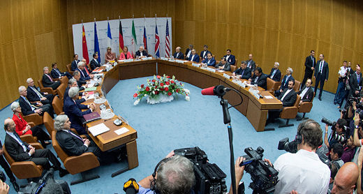 Major nuclear deal struck between Iran and six world powers