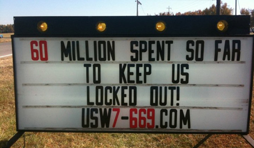 Honeywell lockout threatens thousands in Illinois and Kentucky