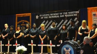 Steelworkers remember martyrs, fight for living