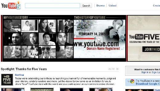 YouTube — major game-changer in digital world