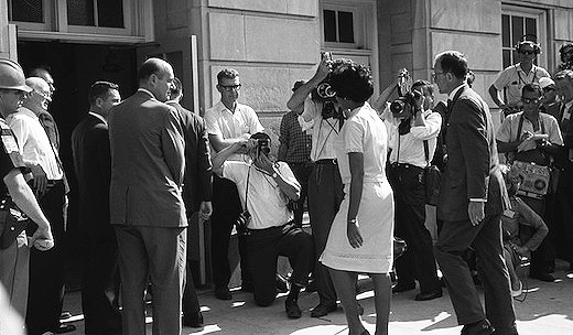 Today in labor history: University of Alabama desegregated