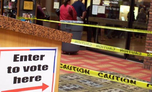 Wisconsin GOP plots vote suppression