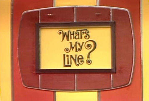 "Today in labor history: ""What's My Line?"" debuts"