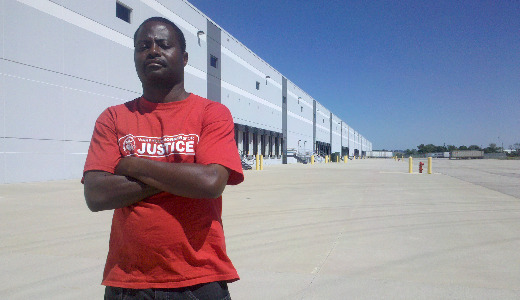 Warehouse workers suffer while Wal-Mart rakes in cash