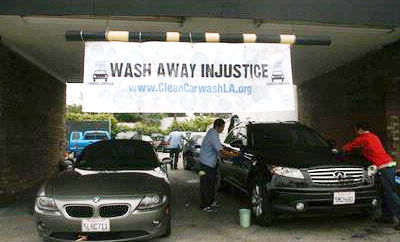 California car wash workers win union contract