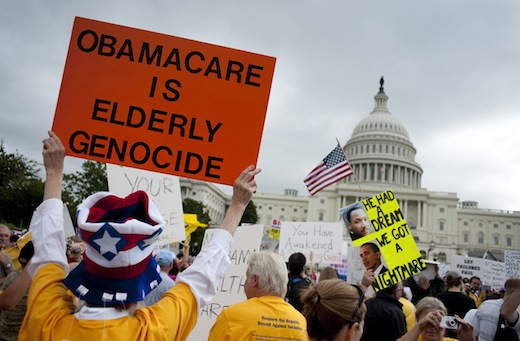 """Many """"Obamacare"""" critics accepted its subsidies"""