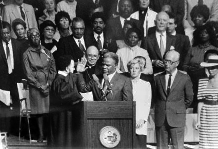 Today in black history: Harold Washington won the mayoral primary in Chicago