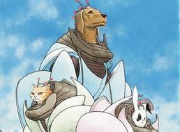 """We3"": Pro-animal comic book turns 10"