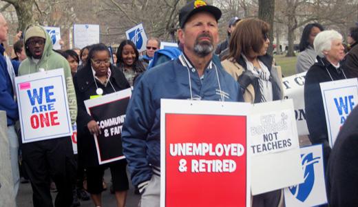 Unemployment insurance under attack