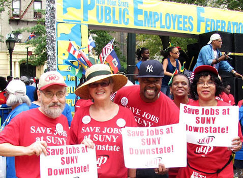 A fight grows in Brooklyn to save SUNY Downstate