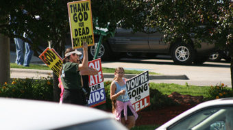 Extremist Westboro Church foiled in Mississippi