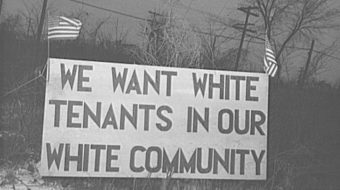 How redlining led to rioting: Police and segregation